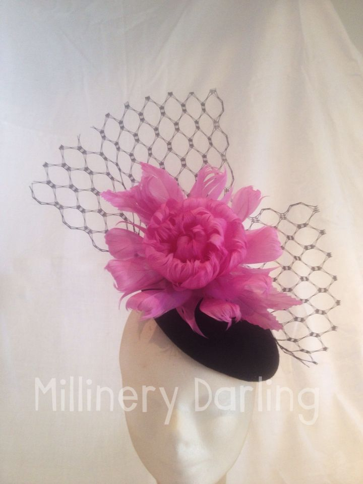 AW2015-6 For Sale $150 + p&h Go to my Facebook page & Comment 'Sold' against this item. & PM me your email & postal address. #millinery #millinerydarling #racingfashion
