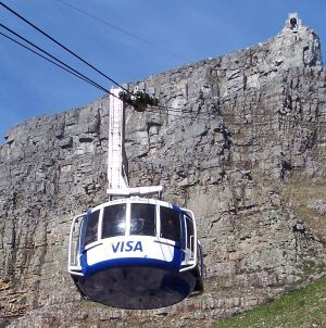 Sunny clear skies and no wind?  Head for #TableMountain.    #Seeyouthere!  http://bit.ly/ElRZY
