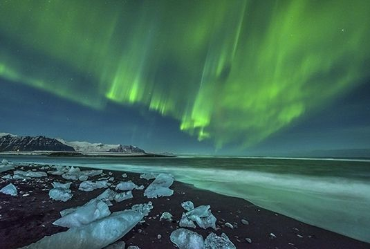 Three-night Iceland retreat with a Northern Lights tour, breakfast, restaurant discounts, all travel and two optional tours