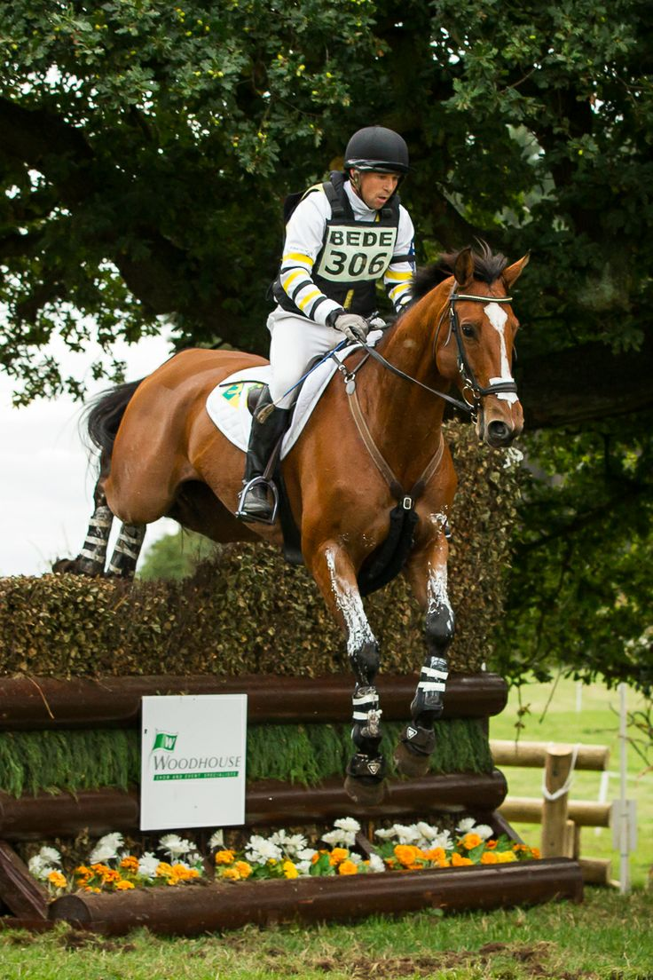 Sam Griffiths - TRM Sponsored Rider Winner of Badminton 2014, member of the 2012 Australian Olympic Team