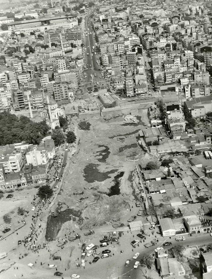 1970de Havadan Aksaray http://ift.tt/29NI3jy