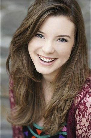 Cherami Leigh the voice of Lucy