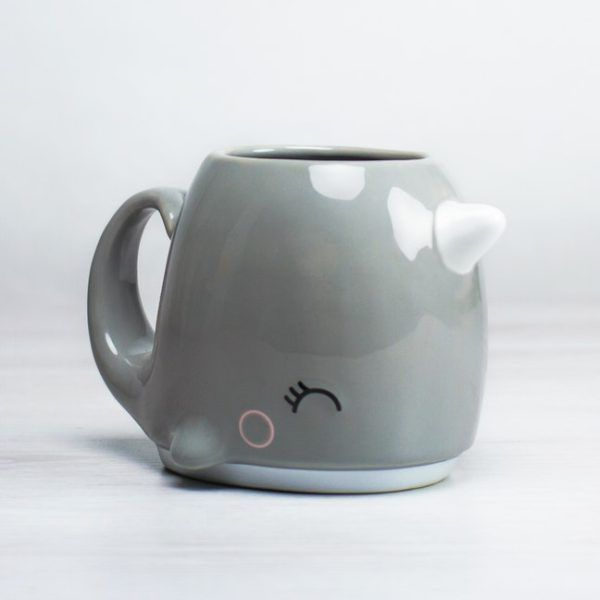 Nari The Narwhal Mug Is The Cutest