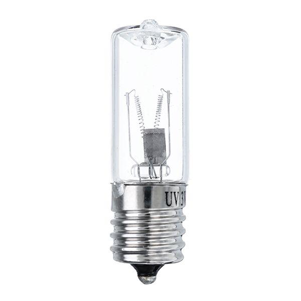 E17 3w 185nm Uv Ozone Sterilizing Ultraviolet Light Bulb Ac100 240v Commercial Lighting From Lights Lighting On Banggood Com Bulb Light Bulb Ultra Violet