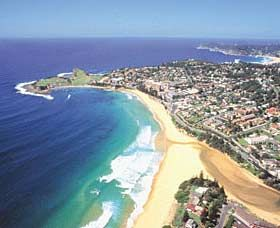 Terrigal Beach -- one of my happy places.
