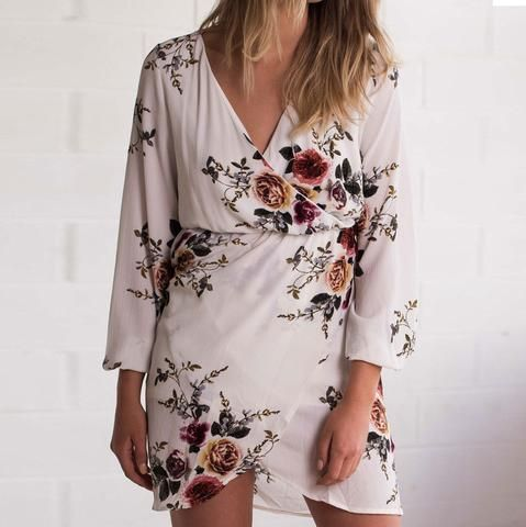 Floral Dress for anytime