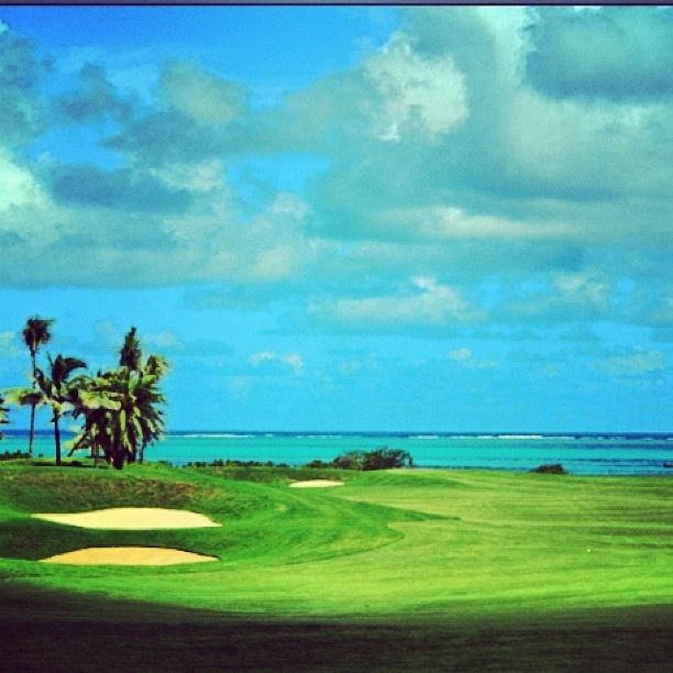Golf, Mauritius