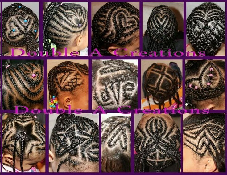 Superb 1000 Images About Hairstyle On Pinterest Cornrows Protective Short Hairstyles Gunalazisus