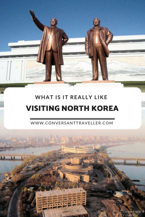 What is it like to visit North