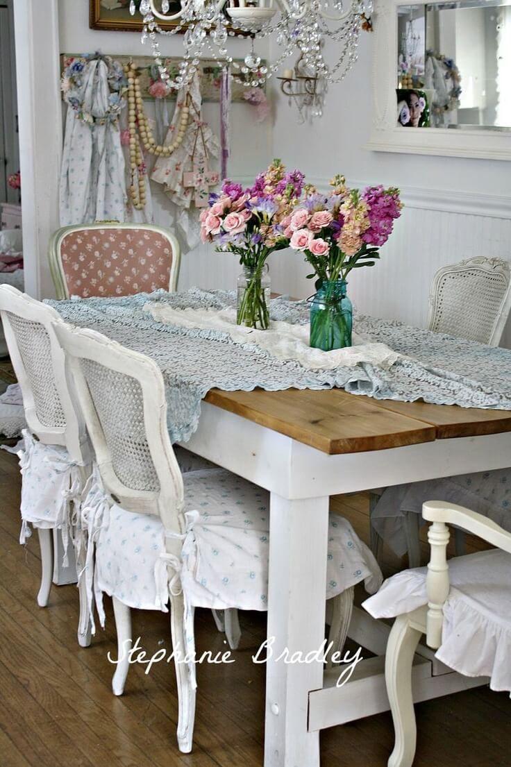 Sala Da Pranzo Country Chic 35+ gorgeous rustic home decor ideas to make your home
