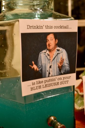 Christmas with Cousin Eddie Party