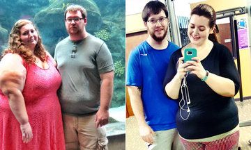 Couple Reveal How They Lost Half Their Body Fat In 12 Months | The Huffington Post