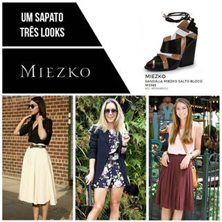 Quer comprar uma sandália linda da Miezko em promoção?! Visite nosso site.  Acesse: ▶www.shopcastello.com.br  #shopcastello #miezko #sandalia #sale