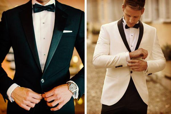 Cinco reglas de vestir para los invitados de la boda. la etiqueta rigurosa. Si los novios han pedido que los asistentes vistan con la máxima forma de elegancia entonces tendrán que llevar un smokin.