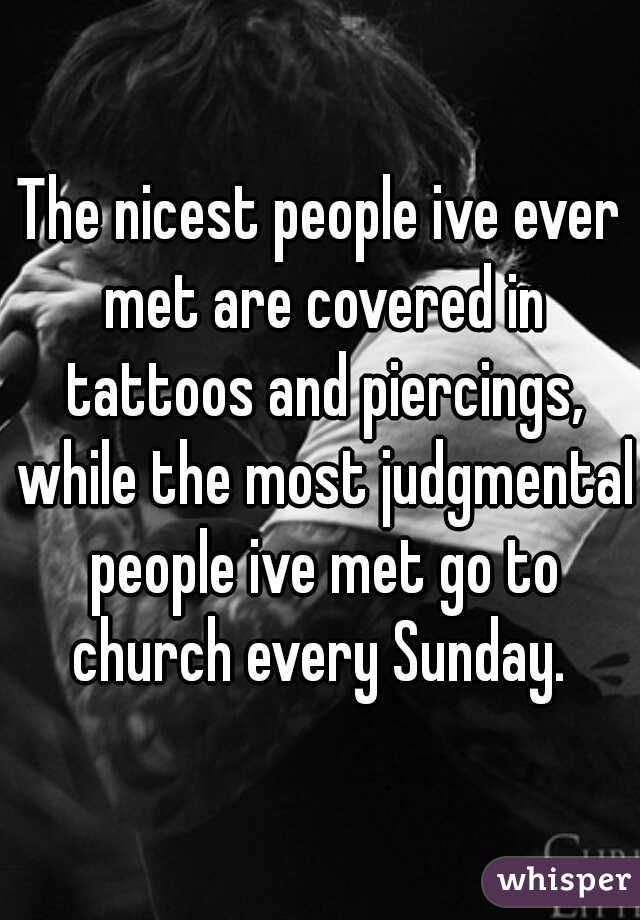The nicest people... | Whisper - Share, Express, Meet