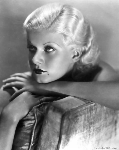 Jean Harlow. O G  bombshellA Mini-Saia Jeans, Vintage Hollywood, Platinum Blondes, Blondes Bombshell, Classic Beautiful, Jeans Harlowgon, Jean Harlow, Classic Hollywood, Jeanharlow