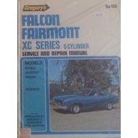 Ford Falcon/Fairmont XC 6 Cylinder Workshop Manual 1976-1979 with MPN GAP160