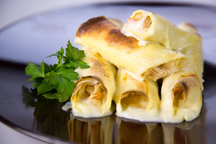 Chicken Cannelloni Mario Batali