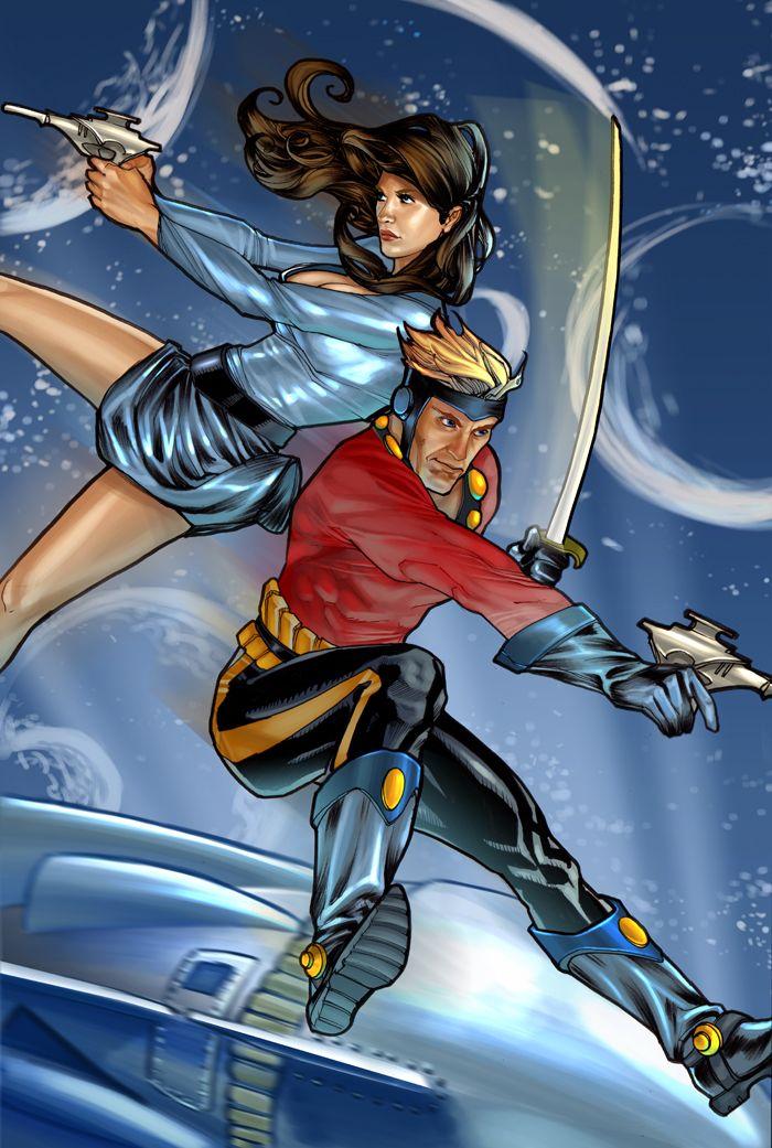 Flash Gordon by Ty Romsa