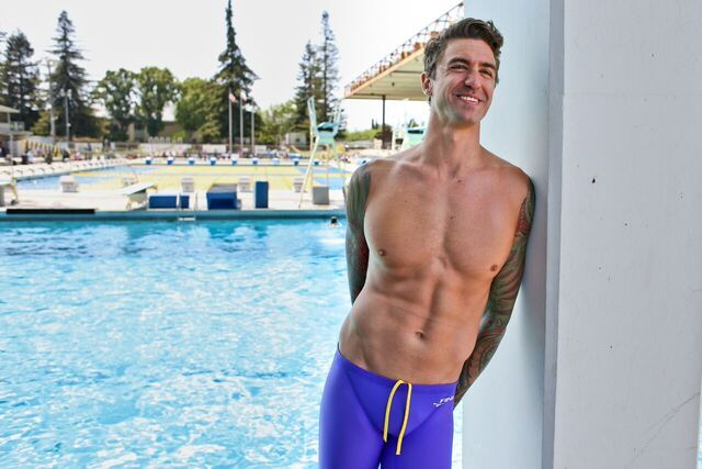 HALFSTACK MEDIA: Anthony Ervin, the Rock Star of Swimming, Shares His Tale in Chasing Water: Elegy of an Olympian