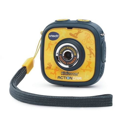 Vtech Kidizoom Video Action Camera – It's like a GoPro for Kids