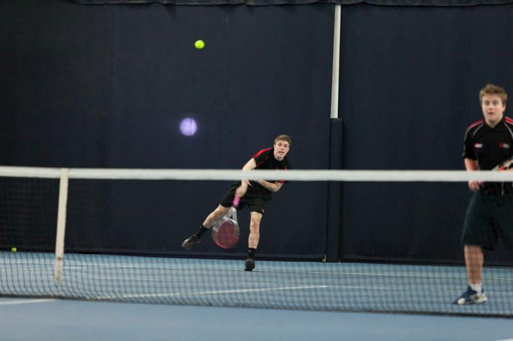 Check out these great photos of Team Solent Tennis at one of their recent BUCS matches!