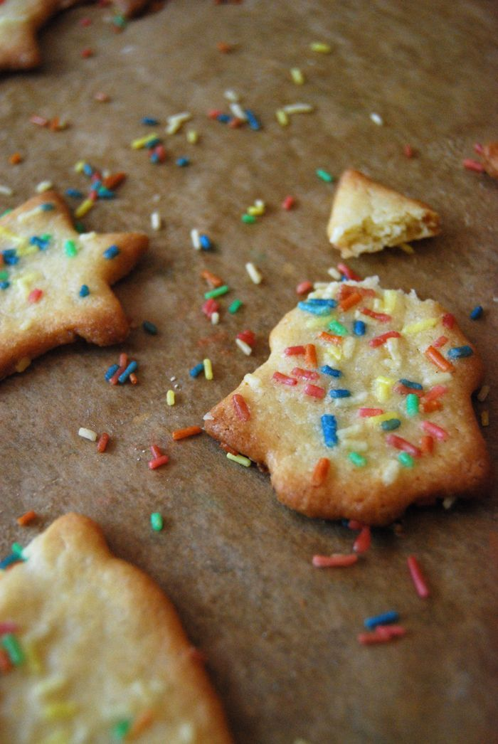 Maltese Lemon Cookies