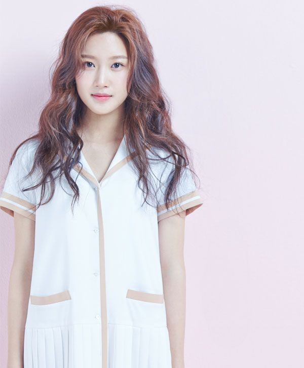 2015.04, 1st Look, Moon Ga Young