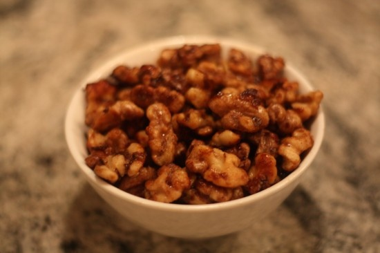 maple candied walnuts http://thepigandthefig.com/2012/06/28/maple ...