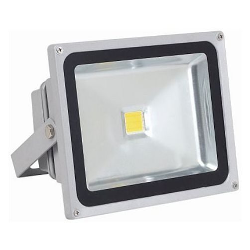 High Powered 30W IP65 LED Floodlight Outside Grey Security Light - Warm White in Garden & Patio, Garden Lighting, Outdoor Security & Floodlights | eBay