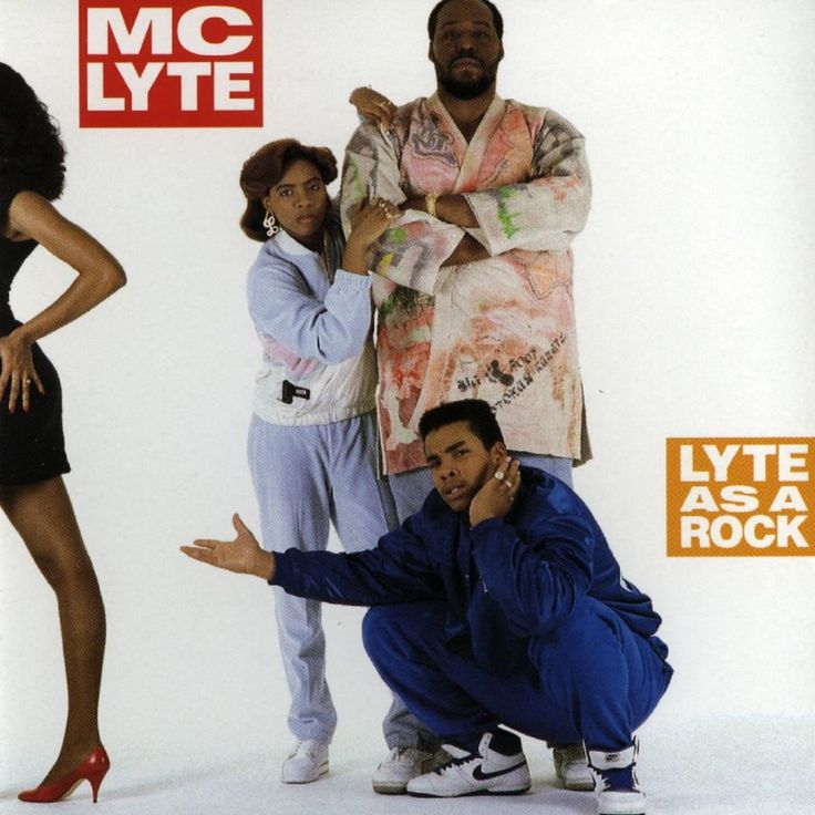 MC LYTE - PAPER THIN