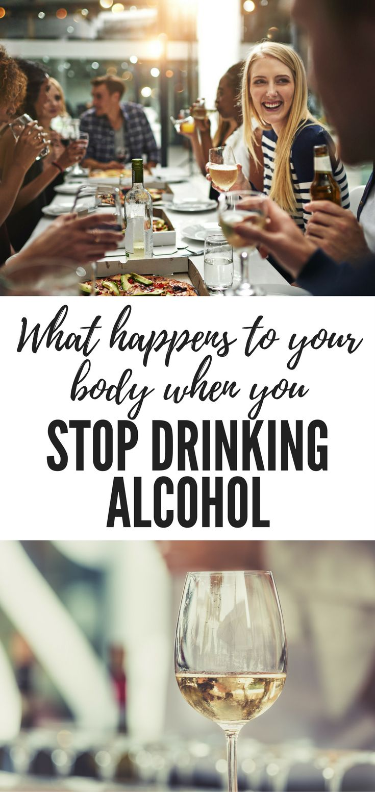 12 health benefits when you drink less alcohol