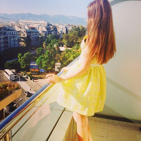 Our heart beats in the city! Feel the beat of Athens from the privacy of your room at Radisson Blu Park Hotel Athens! Thank you for sharing Daria333d on Instagram!  #radissonblupark #Athens