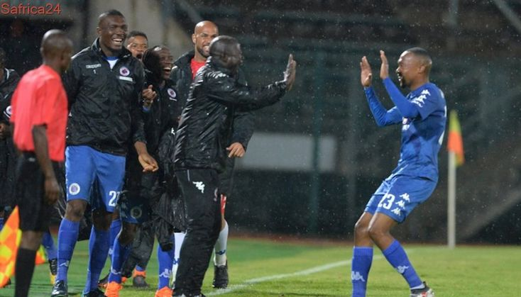 Tembo hopes SuperSport's stunning win against Petro can spur league campaign