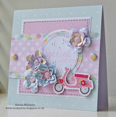 Craftwork Cards Blog: Beside The Seaside by Emma Williams
