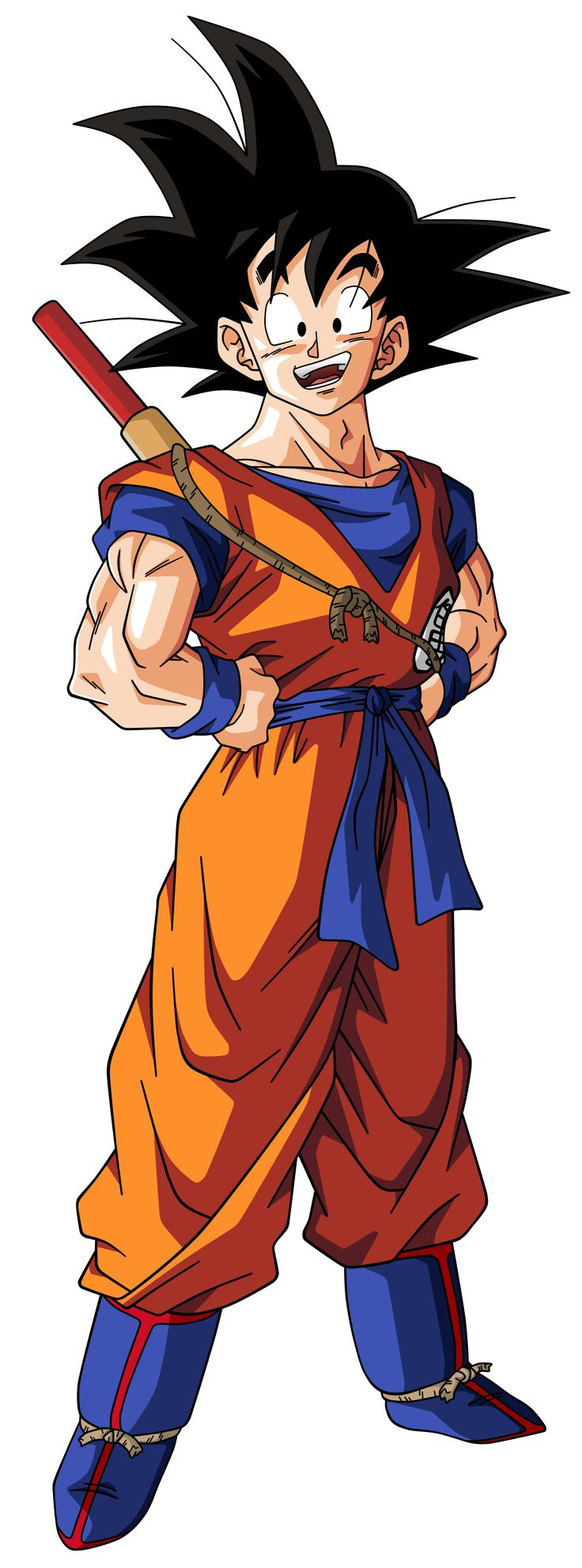 Goku by BardockSonic on DeviantArt