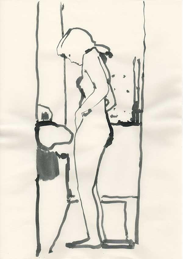 Lisa Brice Untitled