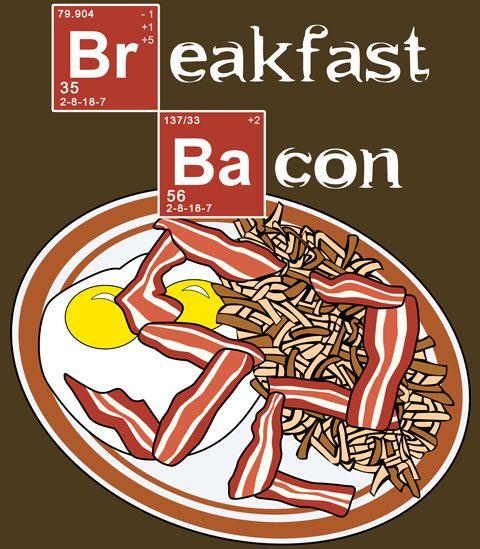 Breaking Bad vs #Breakfast Bacon #bacon