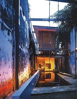 Heeren shop house - Malacca, Malaysia by SCDA, Singapore