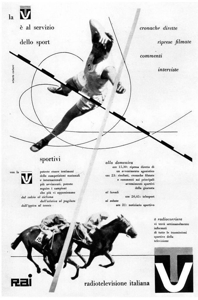 Erberto Carboni - RAI TV, 1955   Flickr - Photo Sharing!