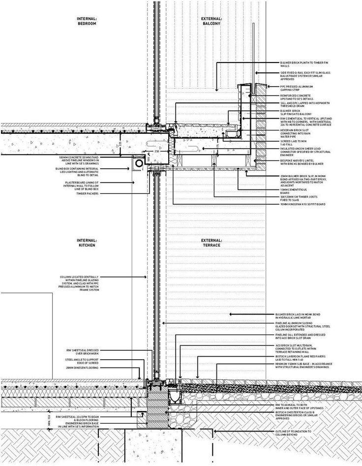 Gallery of Broad Street House in Suffolk / Nash Baker Architects - 24 #barandilla