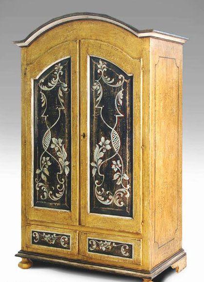 Mobili laccati, mobili decorati, mobili dipinti e laccati a mano - Produzione Mobili d'arte | Padovani produce Mobili Artigianali