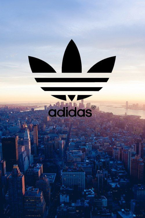 adidas and the city.