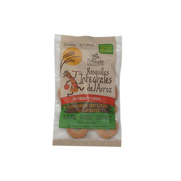 Un snack 100% natural, un alimento funcional y saludable por su aporte de nutrientes.  ·         Son horneadas. ·         Libres de Gluten. ·         Ricas en fibra. ·         Con bajo contenido de grasa. ·         Aptas para personas que llevan dietas. ·         Un snack saludable ideal para disfrutar a cualquier hora del día.