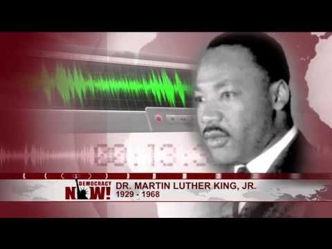 Part 2: Newly Discovered 1964 MLK Speech on Civil Rights, Segregation, Apartheid South Africa - YouTube