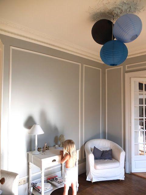 17 meilleures id es propos de moulure plafond sur for Mettre en peinture un mur