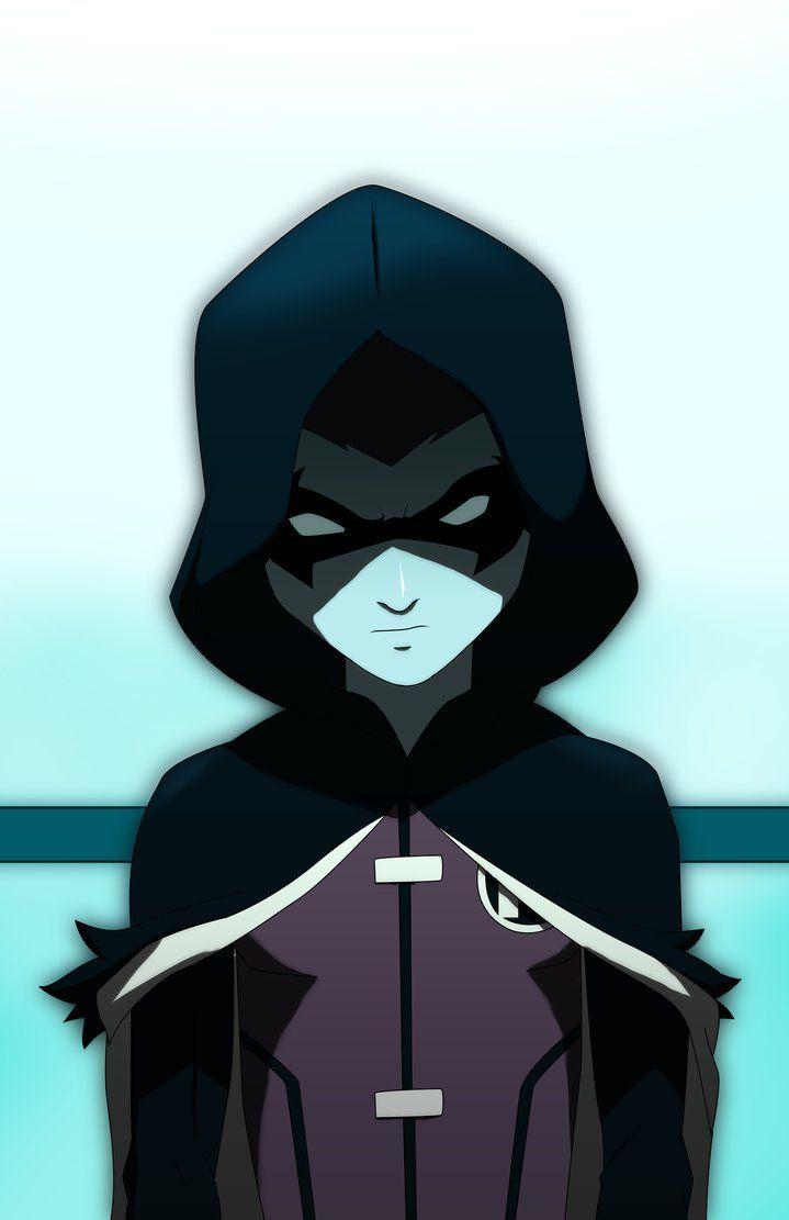 Damian Wayne by fear229