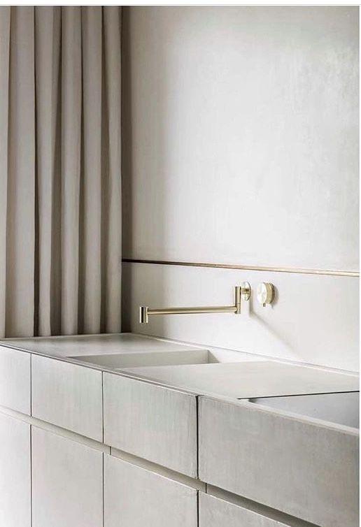 Bathroom - Project S in Belgium by Pieter Vanrenterghem