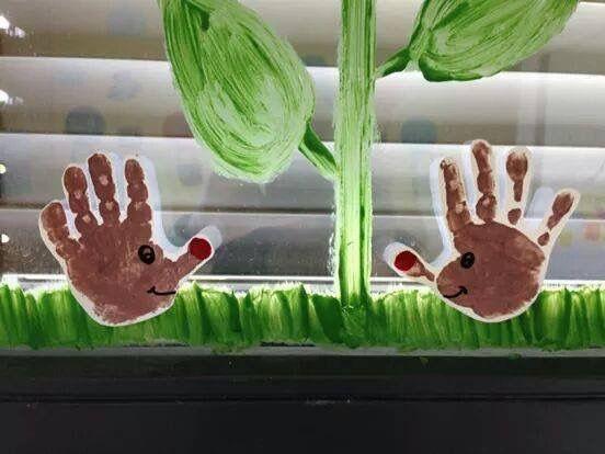 Pin von marion karlsen auf herbst basteln pinterest for Kindergarten bastelideen herbst