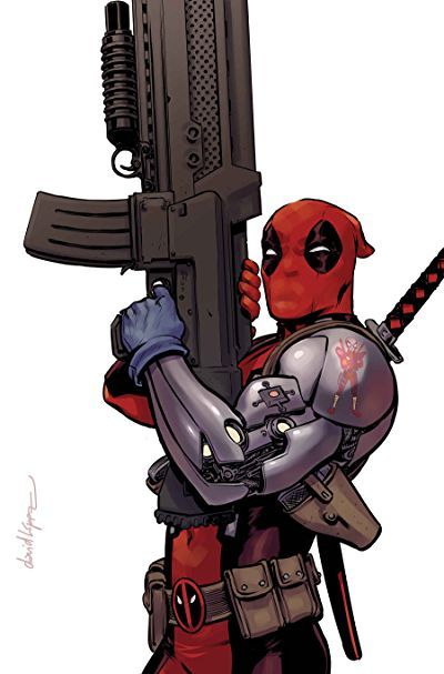 Check out Despicable Deadpool (2017-) #288 on @comixology